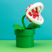 Super Mario Piranha Plant Posable Lamp