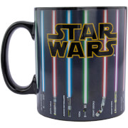 Star Wars Weapons Heat Change XL Mug