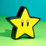 Super Mario Super Star Light with Sound