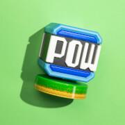 Super Mario Pow Block Icon Light