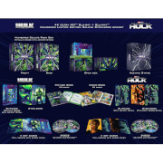 The Universal Hulk Collection - Zavvi Exclusive 4K Ultra HD Steelbook Box Set