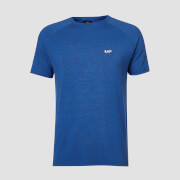 MP Performance Short Sleeve T-Shirt - Kobalt/Schwarz