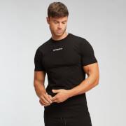 Original Modernes T-Shirt - Schwarz