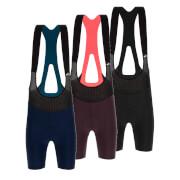 Santini Women's Redux Bib Shorts - XS - Vineyard