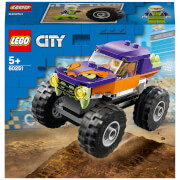LEGO City: Great Vehicles Monster Truck Toy (60251)