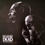 The Walking Dead: The Telltale Soundtrack 4 Colour LP Set
