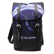 Rocksax Metallica Ride the Lightning Heritage Bag