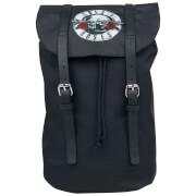 Rocksax Guns 'N' Roses Silver Logo Heritage Bag