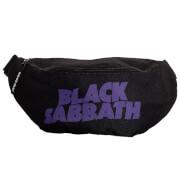 Rocksax Black Sabbath Sabbath Logo Bum Bag