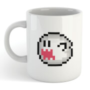 Super Mario Be My Boo Mug - White