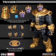 Mezco One: 12 Collective Thanos Action Figure 21cm