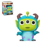 Disney Pixar Alien as Sulley Pop! Vinyl Figure