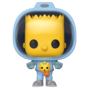 Simpsons Bart with Chestburster Maggie Pop! Vinyl Figure