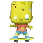 Simpsons Zombie Bart Pop! Vinyl Figure