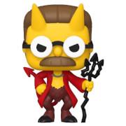 Simpsons Devil Flanders Pop! Vinyl Figure