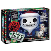 Disney - Calendario Avvento Nightmare Before Christmas Mini Funko Pop!