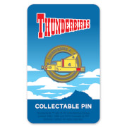 Thunderbirds Enamel Pin Badge 4