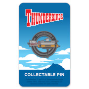 Thunderbirds Enamel Pin Badge 5