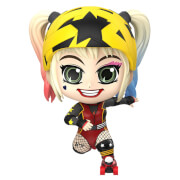 Figurine Cosbaby Harley Quinn (Version Roller) - Birds of Prey 11cm - Hot Toys