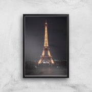 Eiffel Tower Giclee Art Print