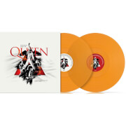 The Many Faces Of Queen - Limited Edition Colour 2xLP