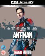 Ant-Man - 4K Ultra HD (Includes 2D Blu-ray)