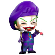 Hot Toys Batman (1989) Cosbaby Mini Figure Joker (Laughing Version) 12 cm