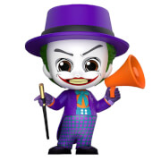 Figurine Cosbaby Joker 12cm - Batman (1989) - Hot Toys