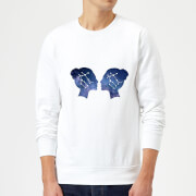 Gemini Sweatshirt - White - XXL - White