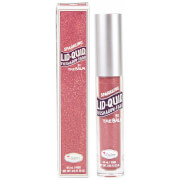 Купить TheBalm Lid-Quid Sparkling Liquid Eyeshadow (Various Shades) - Strawberry Daiquiri