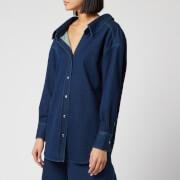 Simon Miller Women's Tabor Shirt - Rinsedown - XS