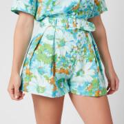 Faithfull the Brand Women's Priscilla Short - Gardone Floral - S
