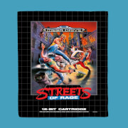 SEGA Streets Of Rage Fleece Blanket