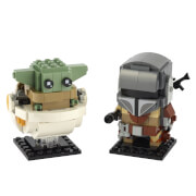 LEGO Star Wars: The Mandalorian & The Child Figures Set (75317)