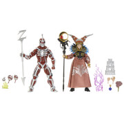 Hasbro Power Rangers Lightning Collection Mighty Morphin Lord Zedd and Rita Repulsa 2-Pack Action Figures