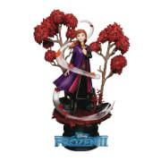 Beast Kingdom Disney Frozen Ii Anna Ds-039 D-stage series PX 6 inch Statue