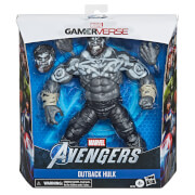 Hasbro Marvel Legends Series 6 Inch Collectible Gamerverse Marvel's Avengers Outback Hulk