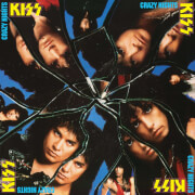KISS - Crazy Nights LP
