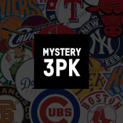 Mystery American Sports T-Shirt - 3 Pack