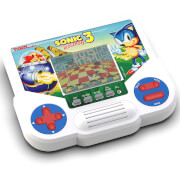 Image of Hasbro Tiger Electronics Sonic the Hedgehog 3 Electronic LCD Video Game
