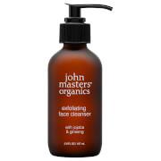 John Masters Organics Exfoliating Face Cleanser with Jojoba & Ginseng 112ml фото
