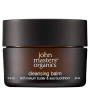 John Masters Organics Cleansing Balm with Kokum Butter & Sea Buckthorn 80g фото