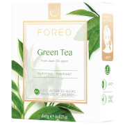 Купить FOREO UFO Green Tea Purifying Face Mask (6 Pack)