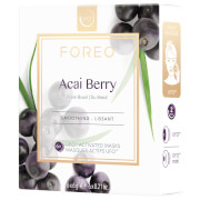 Купить FOREO UFO Acai Berry Mini Firming Face Mask (6 Pack)