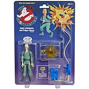 Hasbro Ghostbusters Kenner Classics Egon Spengler and Gulper Ghost Retro Action Figure