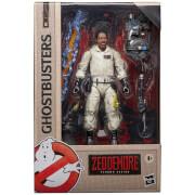 Figura de acción Winston Zeddemore 15 cm - Cazafantasmas Plasma Series