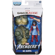 Hasbro Marvel Legends Series Gamerverse Ms Marvel Action Figure