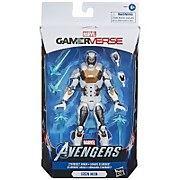 Hasbro Marvel Legends Series, Figurine Gamerverse Iron Man Armure Starboost