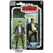 Hasbro Star Wars The Black Series Han Solo Toy Action Figure
