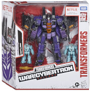 Battle pack de 3 avec Decepticon Hotlink inspiré de Transformers War for Cybertron